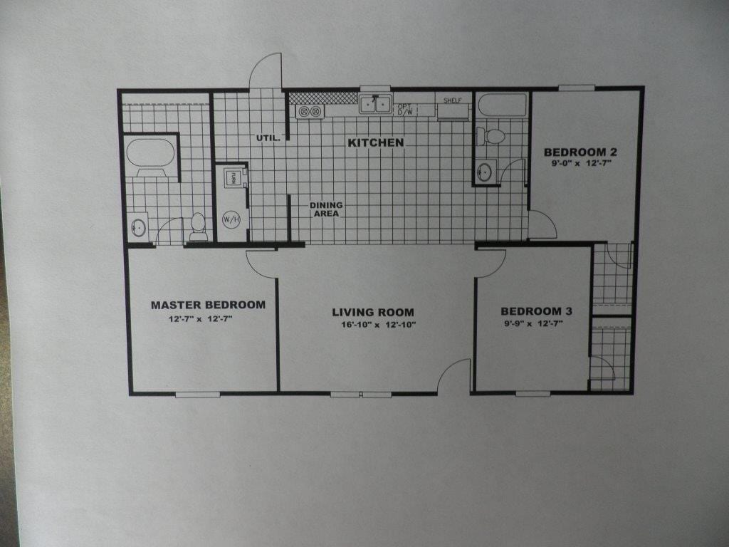 Trumh7 for 1200 sq ft modular home price